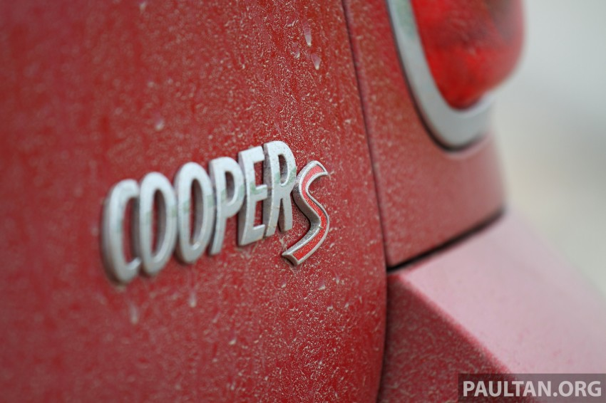 DRIVEN: MINI Cooper S Countryman 2WD reviewed Image #204968