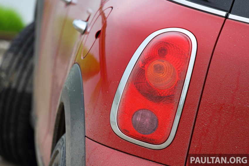 DRIVEN: MINI Cooper S Countryman 2WD reviewed Image #204996