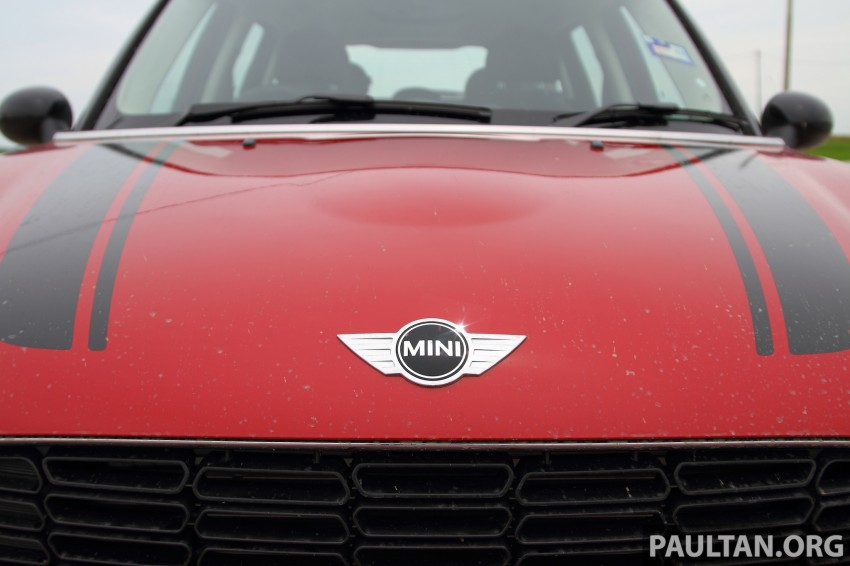 DRIVEN: MINI Cooper S Countryman 2WD reviewed Image #204993