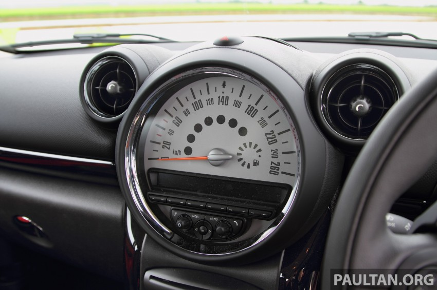 DRIVEN: MINI Cooper S Countryman 2WD reviewed Image #204990