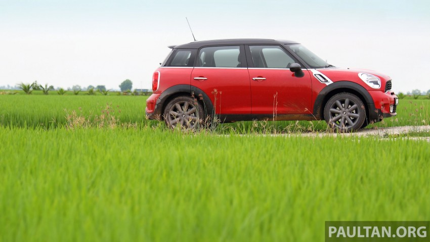 DRIVEN: MINI Cooper S Countryman 2WD reviewed Image #204976