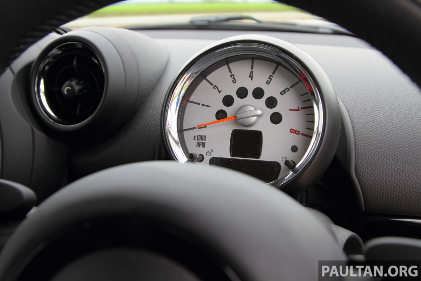 DRIVEN: MINI Cooper S Countryman 2WD reviewed Image #204989