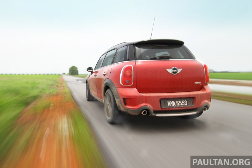 DRIVEN: MINI Cooper S Countryman 2WD reviewed Image #204980