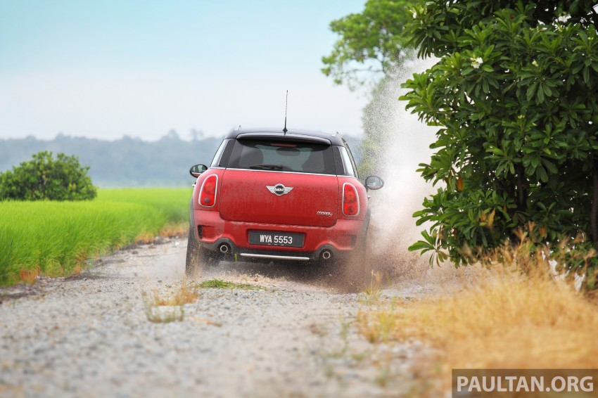 DRIVEN: MINI Cooper S Countryman 2WD reviewed Image #204975