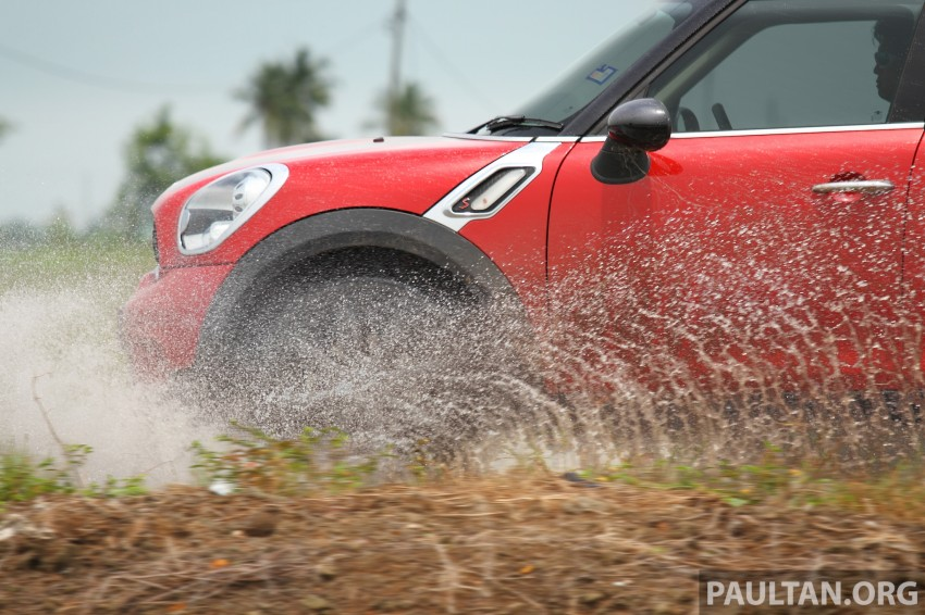 DRIVEN: MINI Cooper S Countryman 2WD reviewed Image #204978