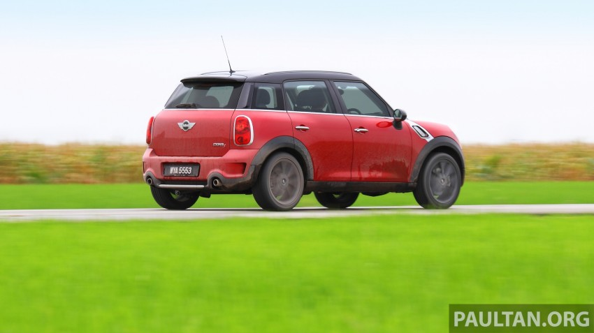 DRIVEN: MINI Cooper S Countryman 2WD reviewed Image #204974