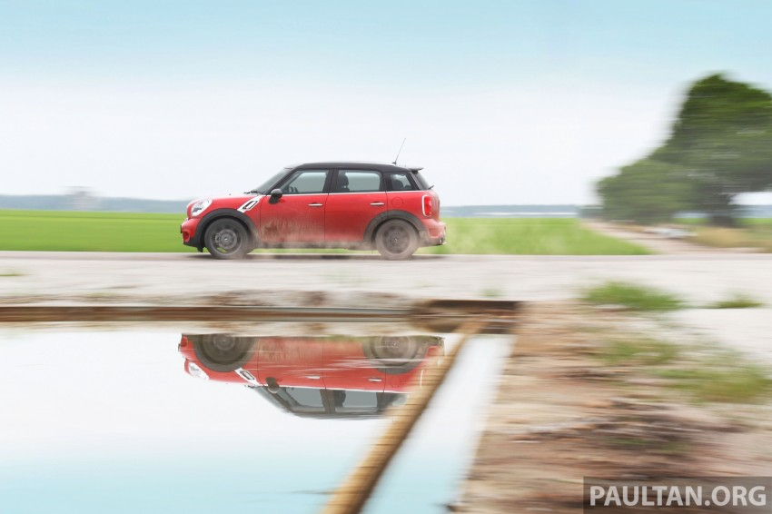 DRIVEN: MINI Cooper S Countryman 2WD reviewed Image #204973