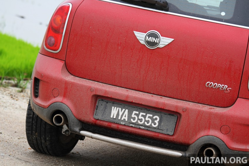 DRIVEN: MINI Cooper S Countryman 2WD reviewed Image #204972