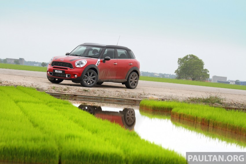 DRIVEN: MINI Cooper S Countryman 2WD reviewed Image #204971