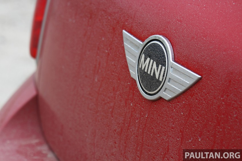 DRIVEN: MINI Cooper S Countryman 2WD reviewed Image #204969