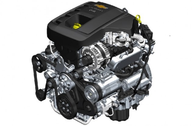 Chevrolet introduces 2nd-gen MY14 Duramax diesels