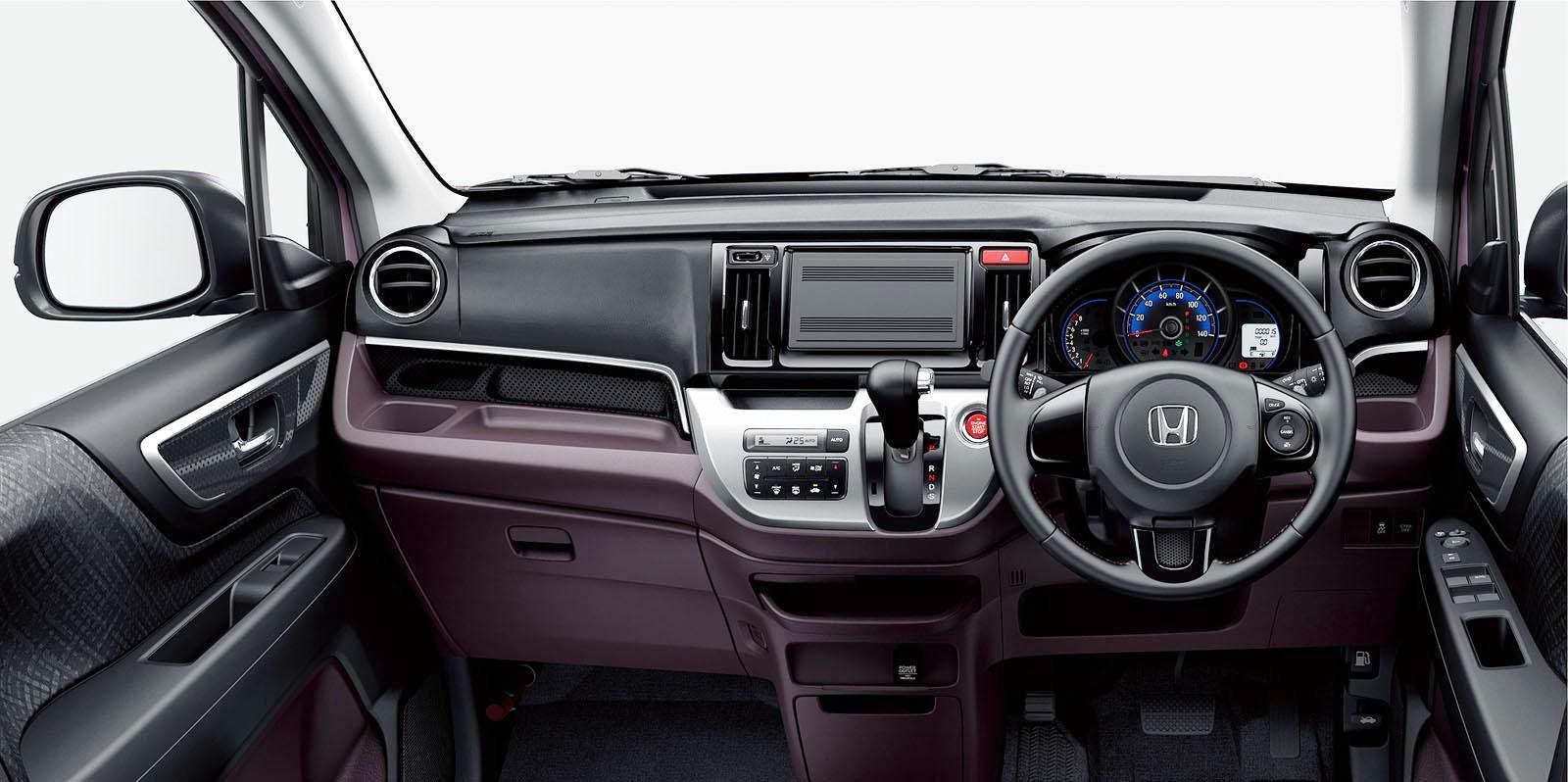 Honda N-WGN and N-WGN Custom for Tokyo show Image 206342