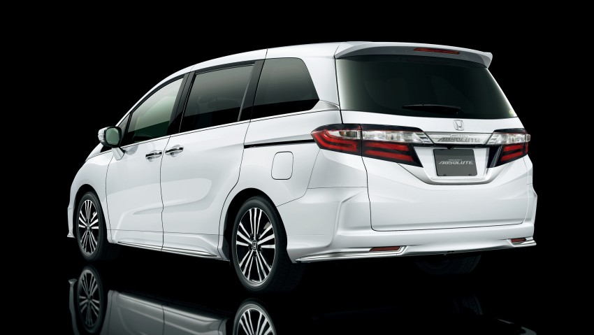 Honda Odyssey – fifth-gen launched in Japan Image #207495