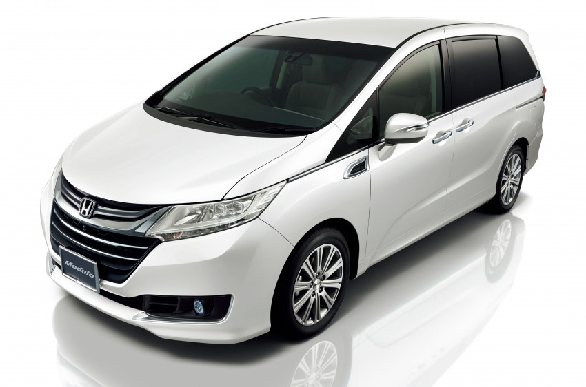 Honda Odyssey – fifth-gen launched in Japan Image #207494