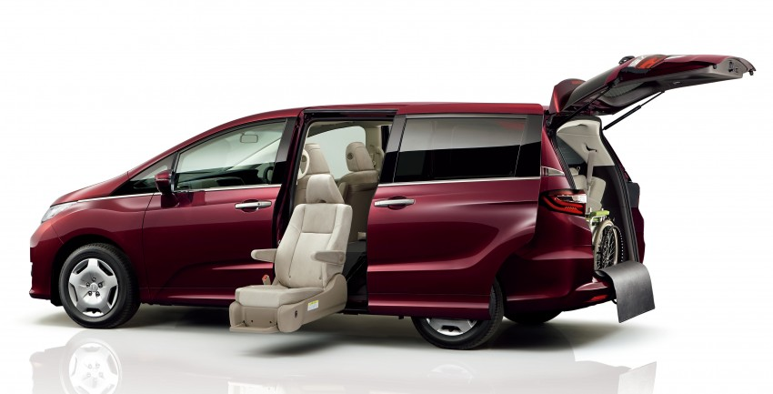 Honda Odyssey – fifth-gen launched in Japan Image #207492