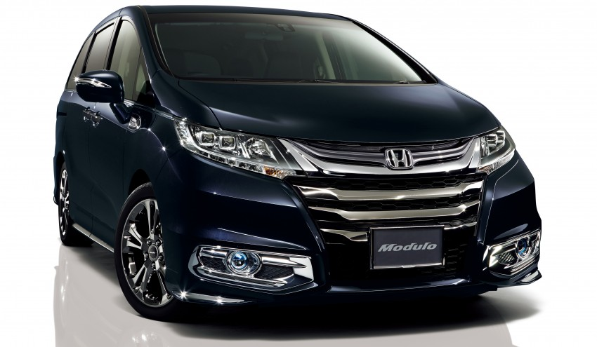 Honda Odyssey – fifth-gen launched in Japan Image #207491