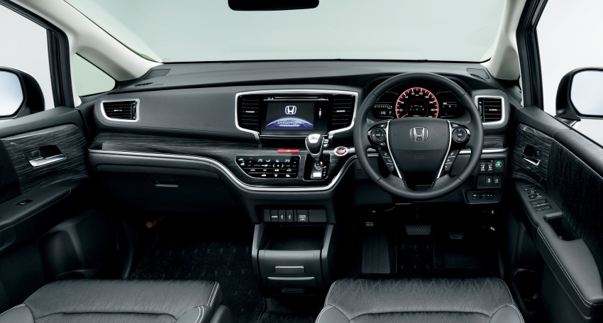 Honda Odyssey – fifth-gen launched in Japan Image #207513