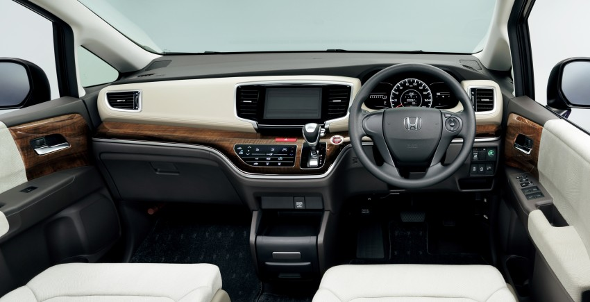 Honda Odyssey – fifth-gen launched in Japan Image #207512
