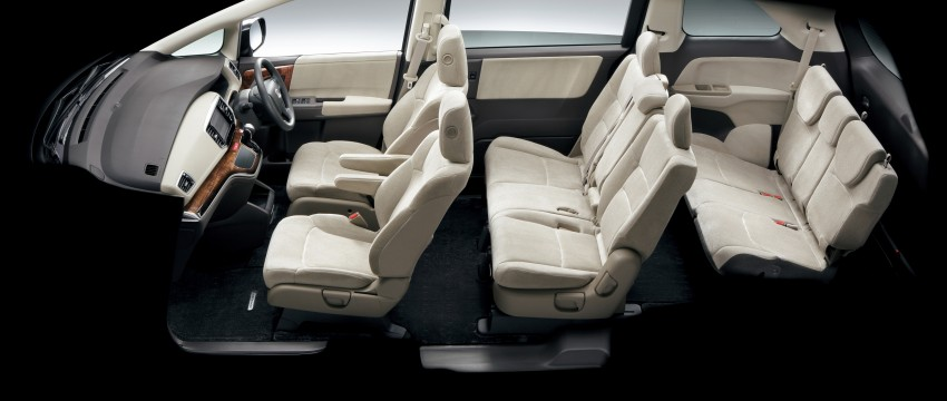 Honda Odyssey – fifth-gen launched in Japan Image #207503