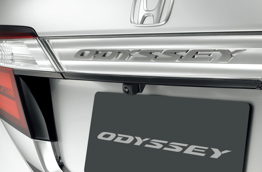 Honda Odyssey – fifth-gen launched in Japan Image #207342