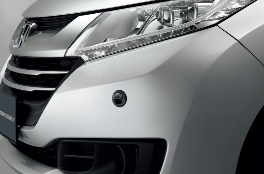 Honda Odyssey – fifth-gen launched in Japan Image #207344