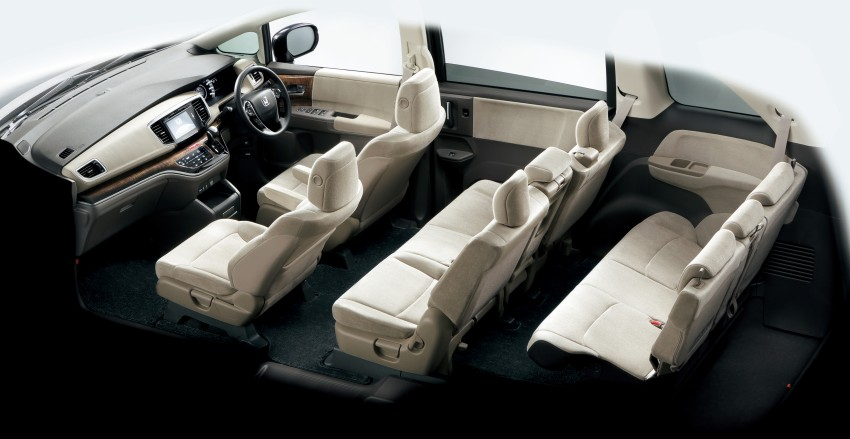 Honda Odyssey – fifth-gen launched in Japan Image #207382