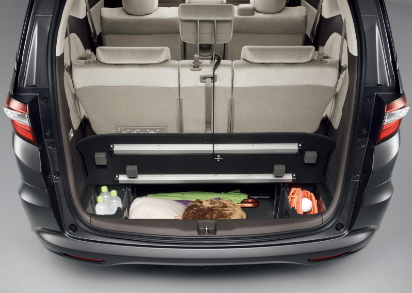 Honda Odyssey – fifth-gen launched in Japan Image #207389