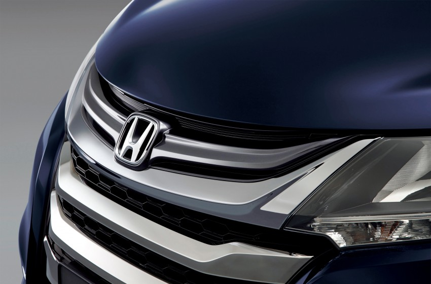 Honda Odyssey – fifth-gen launched in Japan Image #207393