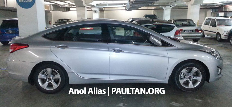 Spied Hyundai I40 Sedan And Tourer Appear At Jpj Paul Tan