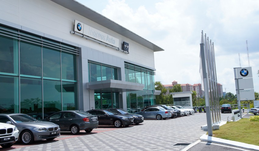 Ingress Auto Puchong adds on to BMW Malaysia's list of official dealerships [AD] Image #204216