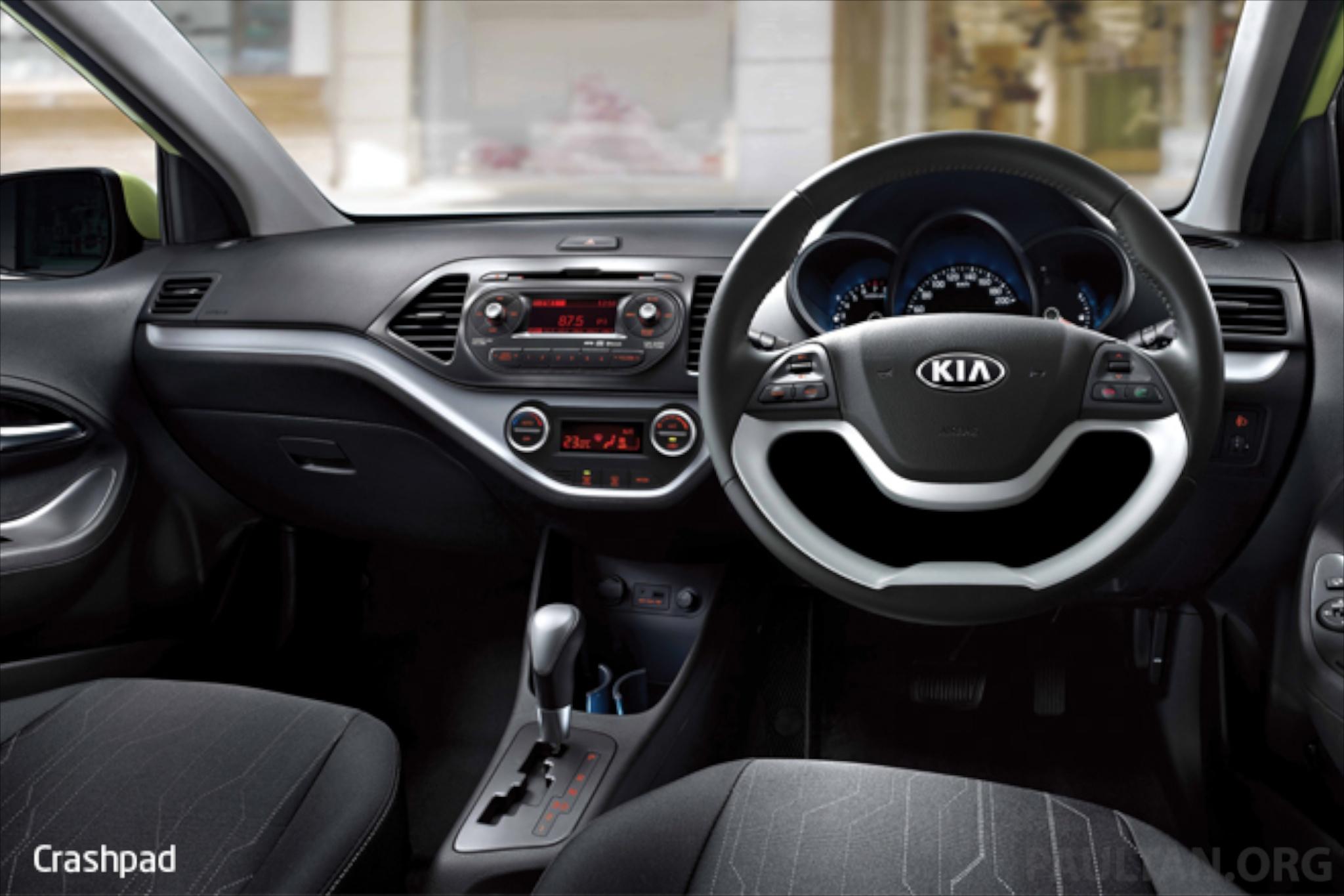 Kia Picanto Automatic Review Auto Cars