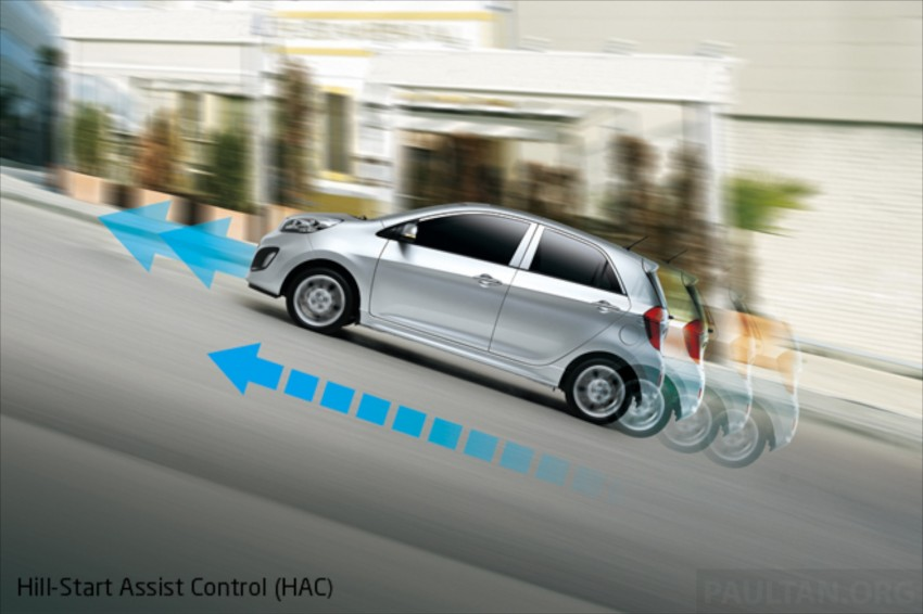 Kia Picanto Malaysian specs previewed on website Image #204674