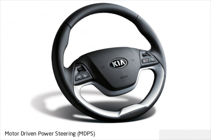 Kia Picanto Malaysian specs previewed on website Image #204675