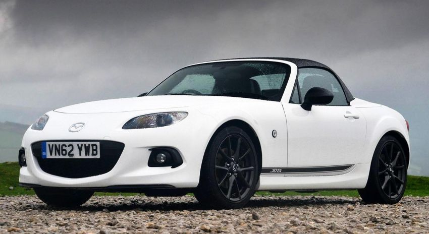 Mazda MX-5 GT unveiled by Jota, made-to-order Image #205754