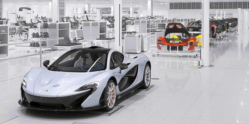 McLaren P1 – 0-100 km/h in 2.8 secs, 0-200 km/h in 6.8 Image #205746