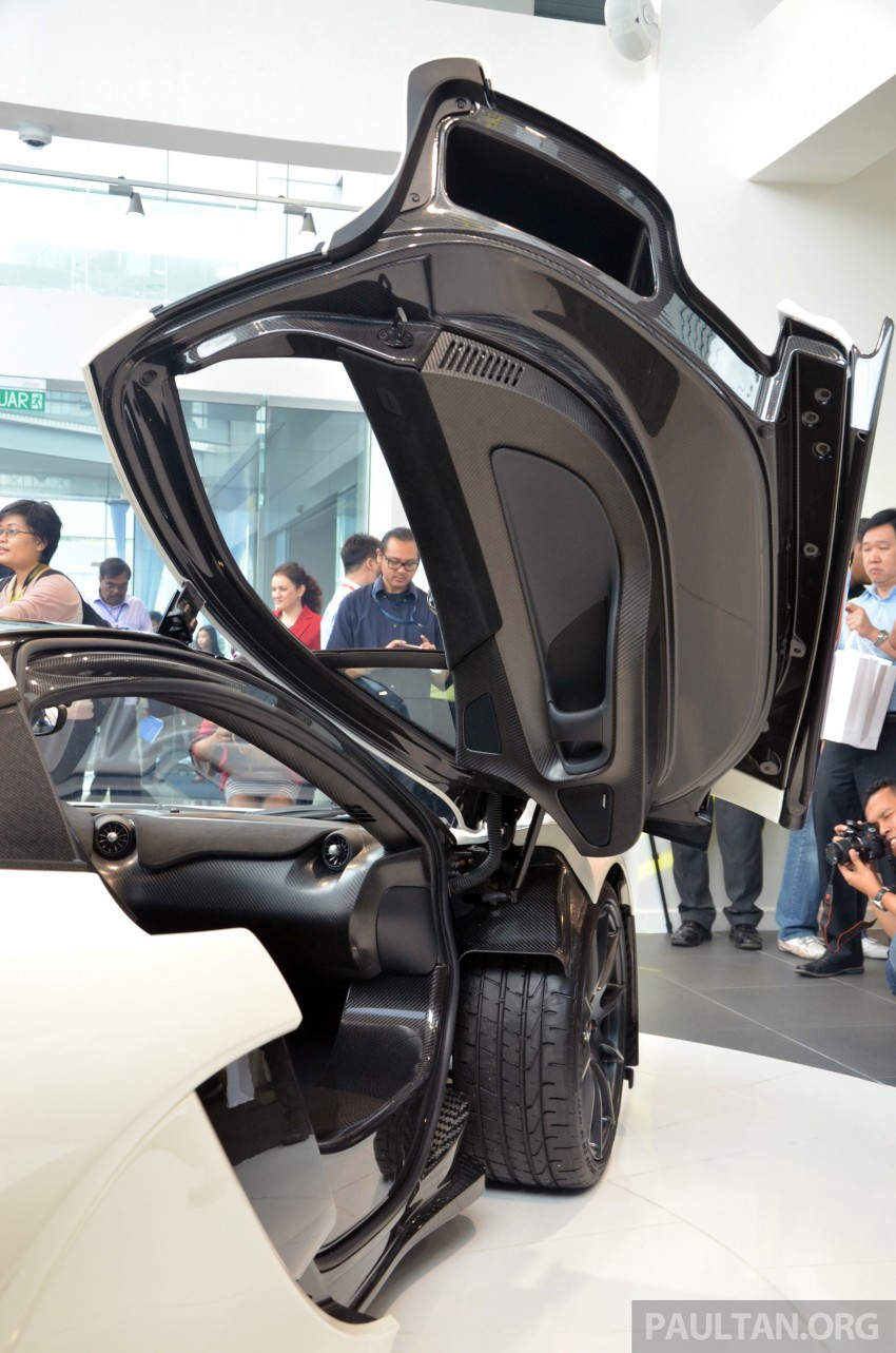 McLaren MP4-12C Coupe and Spider from RM2 million, McLaren Kuala Lumpur showroom launched Image #206025