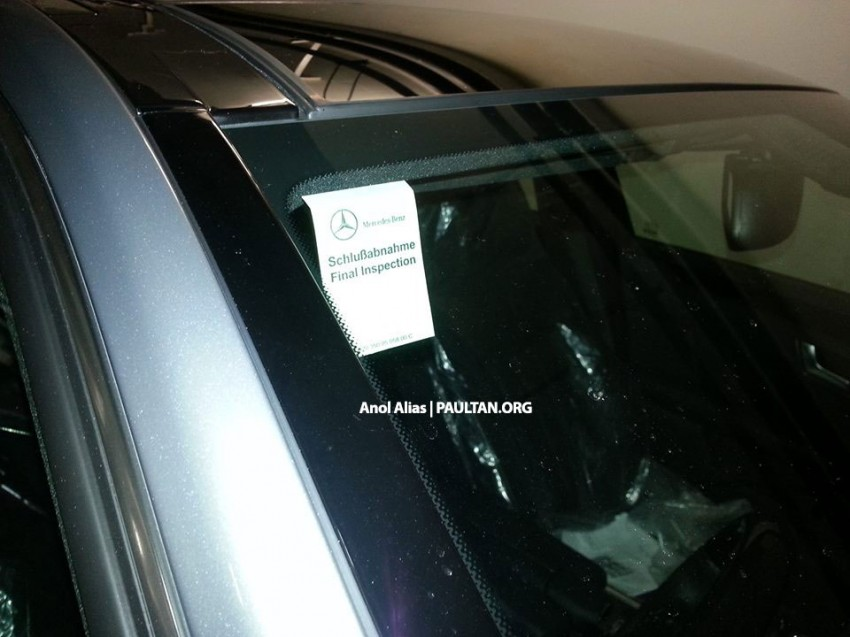 Mercedes-Benz E 400 AMG Sport seen at JPJ – CKD? Image #207143