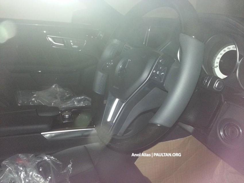 Mercedes-Benz E 400 AMG Sport seen at JPJ – CKD? Image #207149