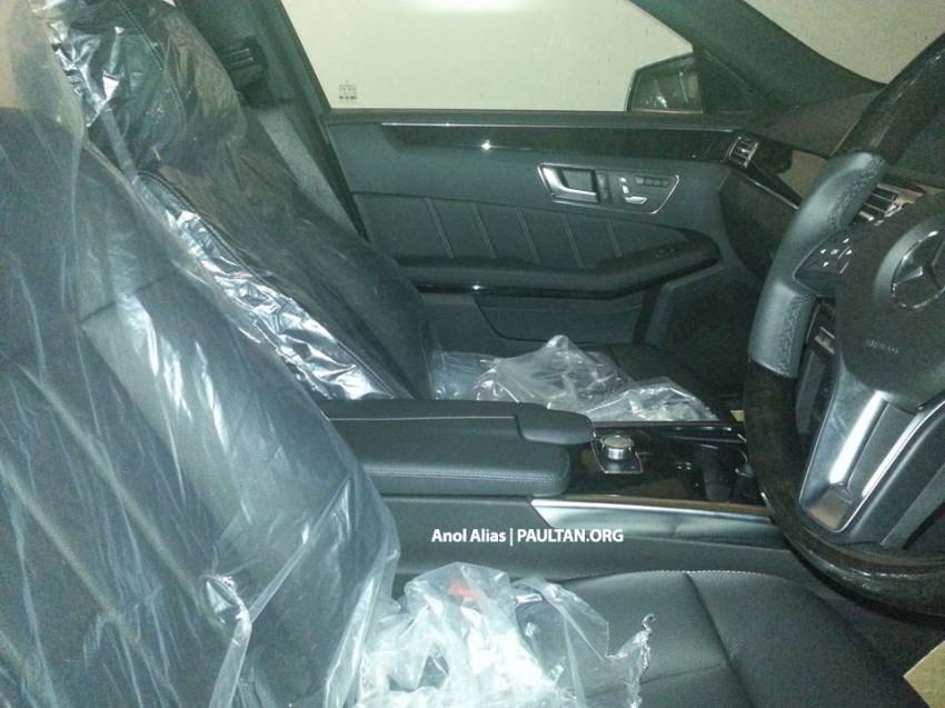 Mercedes-Benz E 400 AMG Sport seen at JPJ – CKD? Image #207151