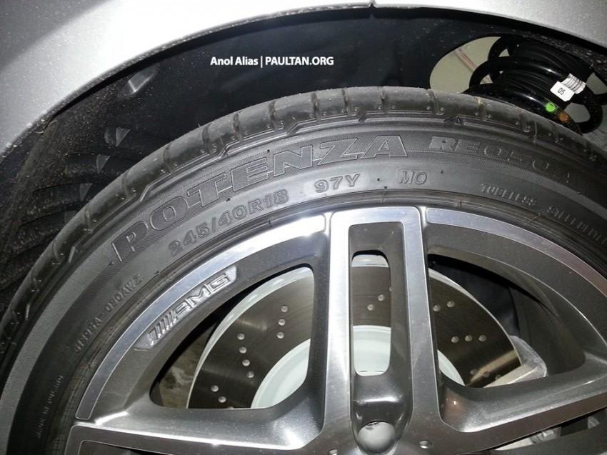 Mercedes-Benz E 400 AMG Sport seen at JPJ – CKD? Image #207155