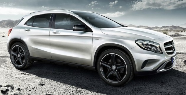 Mercedes Benz Gla Edition 1 D
