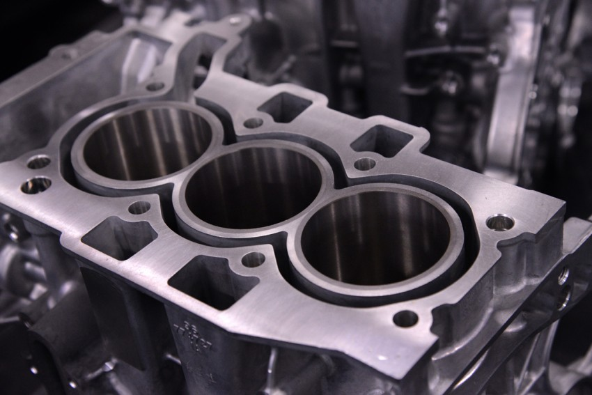 PureTech Turbo engine production line opened by PSA Peugeot Citroen, to serve C4 and 308 first Image #207331