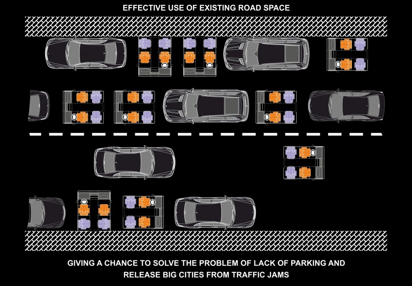 Lab Createrics One Door Car concept – a novel take Image #203509