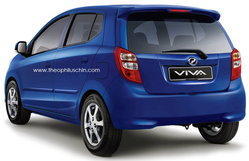 Perodua Viva successor rendered by Theophilus Chin Image #203159