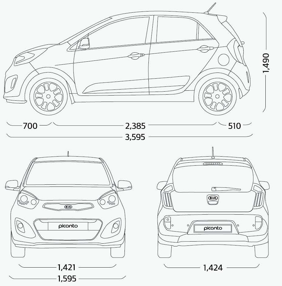 kia picanto malaysian specs previewed on website image 204737