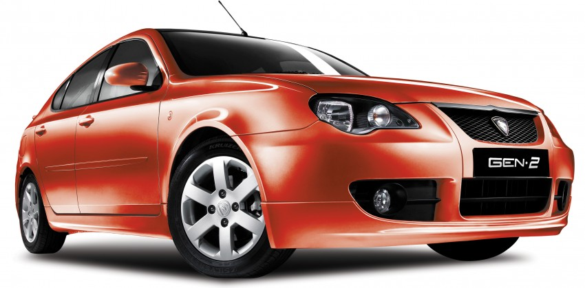 Proton Gen.2 bags least expensive-to-own-and-run honours in its class rating in Australian NRMA study Image #207045