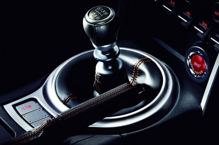 Subaru BRZ Premium Sport Edition for Japan Image #207102