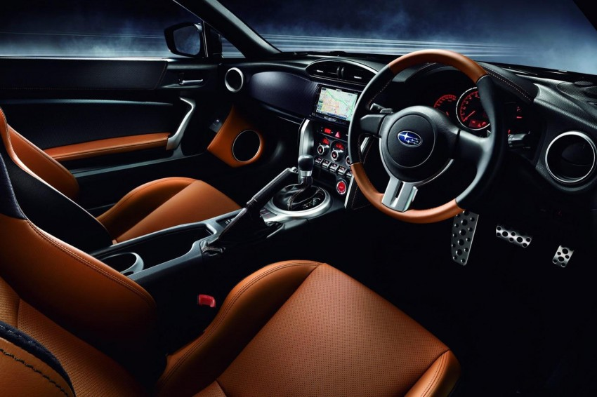 Subaru BRZ Premium Sport Edition for Japan Image #207104