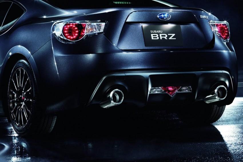 Subaru BRZ Premium Sport Edition for Japan Image #207106