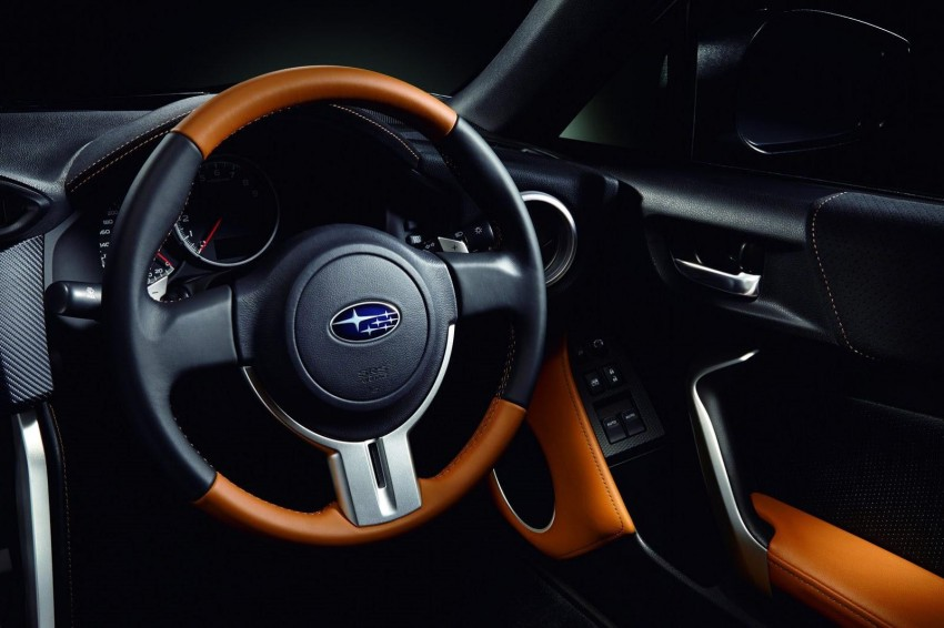 Subaru BRZ Premium Sport Edition for Japan Image #207108